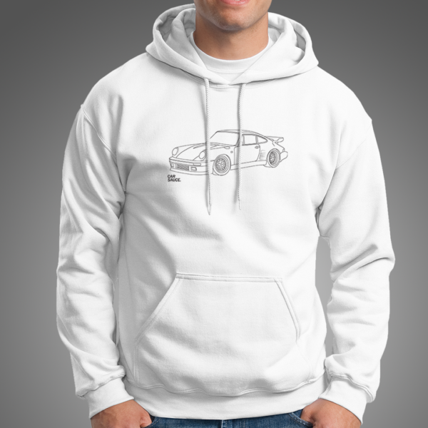 Porsche 930 turbo hoodie