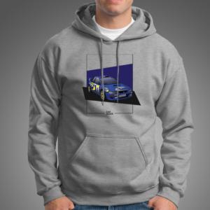 subaru hoodie