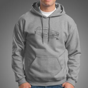 e31 gray hoodie